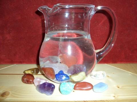 Für trinkwasser heilsteine Was sollen